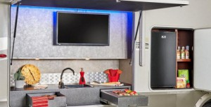 Jayco Eagle HT Exterior Kitchen