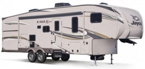 Jayco Eagle HT Fifth Wheel