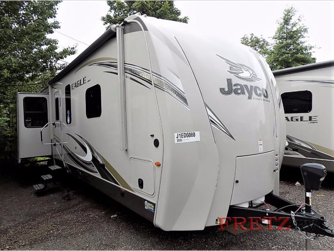 Jayco Eagle Travel Trailer Luxury
