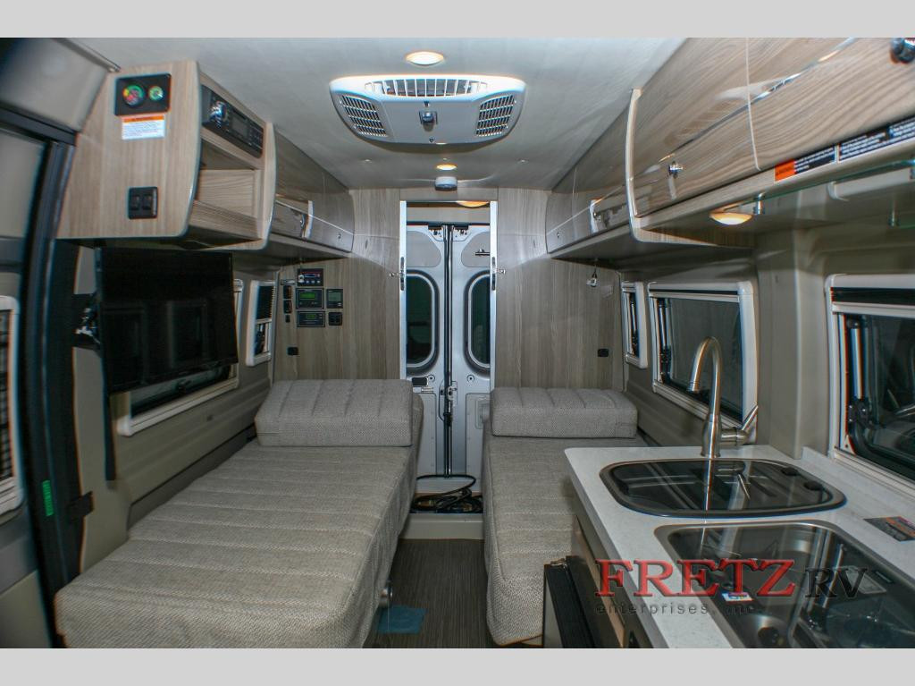 Winnebago Travato Living