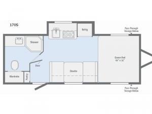 Fretz Winnie Drop Floorplan