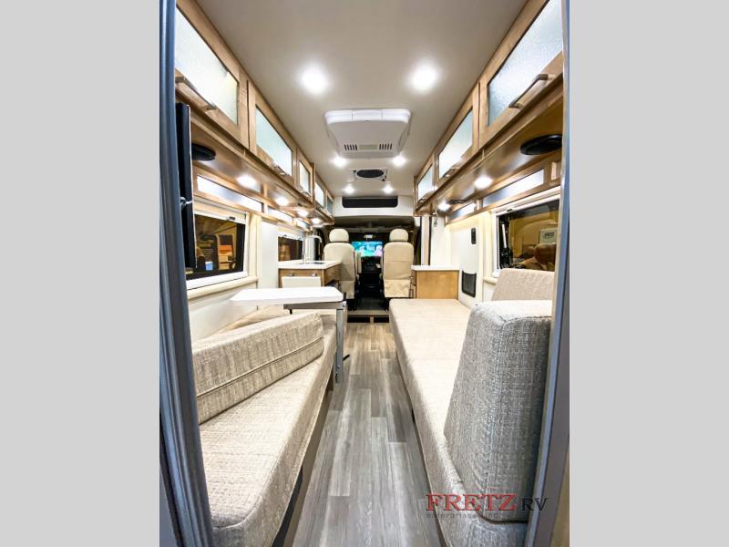 Coachmen interior